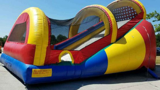 20ft The General Dual Dry Slide $275